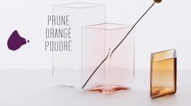 Prune, Orangé, Poudré