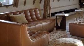 N701 Old Saddle sofa - Ethnicraft