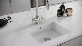 Evier Integrity Q Silestone bis