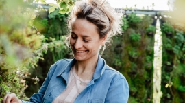 Jennifer Hart-Smith, pâtissière de Grand Beau