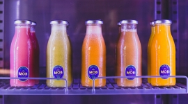 Jus de fruits MOB HOTEL LYON