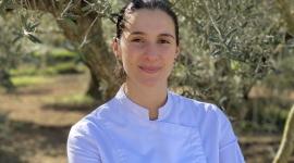 Julie Chaix, cheffe de La Benvengudo
