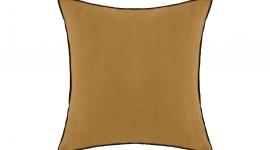 Enveloppe de coussin Carlina bronze - Madura