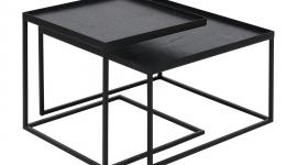 Set de tables basses pour plateaux - Ethicraft