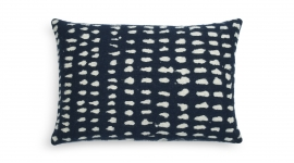 Coussin Navy Dots - Ethnicraft