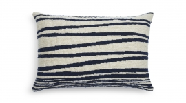 Coussin White Stipes - Ethnicraft