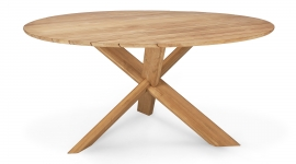 Table CIRCLE Outdoor - Ethnicraft