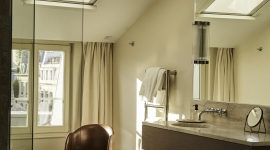 Chambre terrasse 605