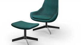 CASSINA PRO - FAUTEUIL EXORD