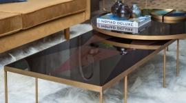 Tables basses Géométrique ambiance - Notre Monde