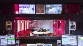 Studio Radio France, AS.Architecture-Studio
