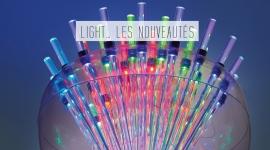 Light, les nouveautés