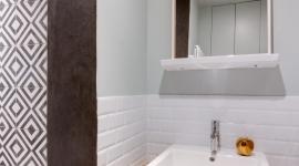 Salle de bains : le béton ciré créé l\'effet | Communiqué de presse ...