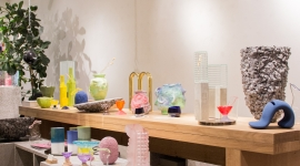 Exposition 1000 Vases - Paris design week 2019