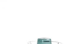 Hidden vase dark green_Valerie Objects_Collectible x 107Rivoli