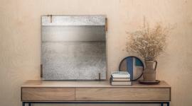 Miroir Frameless clair mural - ambiance - Ethnicraft