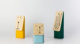 Statuettes Smala par Ionna Vautrin - Atelier Emmaüs x 107Rivoli
