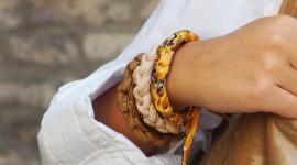 Bracelet en soie - Les Résilientes x 107Rivoli