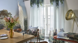 Madura x Fête Impériale - Collection Jardin Suspendu ambiance 2