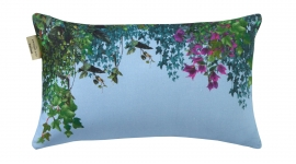 Enveloppe de coussin rectangulaire Jardin Suspendu - Madura
