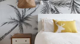Les Dominotiers - Décor panoramique Royal Palm
