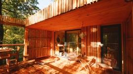 Terrasse Loire Valley Lodges