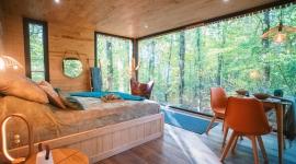 Chambre 1 Loire Valley Lodges