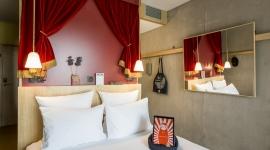Chambre 1 MOB HOTEL LYON