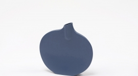 Boreale FDC vase bleuet