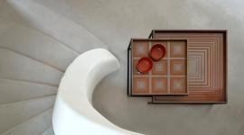 Set de tables basses plateaux Square - Ethnicraft