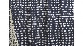 Plaid Navy Dots - Ethnicraft