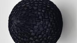 Julien Vermeulen - Black Sphere ©maison parisienne - 107Rivoli