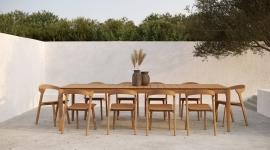 Table de repas BOK outdoor - Ethnicraft