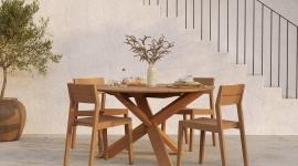 Table de repas CIRCLE - Ethnicraft