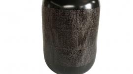 Tabouret Qilin noir - CFOC