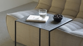 Table d'appoint Triptic - Ethnicraft
