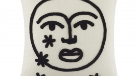 Enveloppe de coussin MOON - Madura
