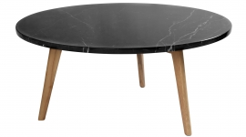 Table basse Lara noire