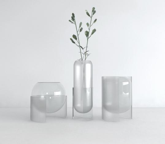 Vases Apesanteurs - 107 Rivoli