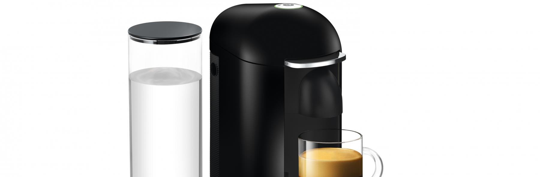 Vertuo Le Cafe A La Hauteur Des Grandes Tasses