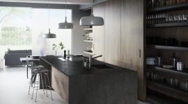 Dekton Milar kitchen