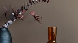 plateau et vases