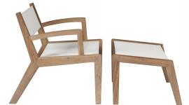 Collection Southampton, Designer Christophe Delcourt de Tectona